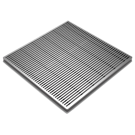 Tile Drain · Decorative