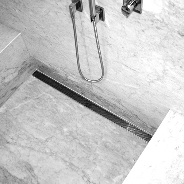 Installation Linear Drain Guide