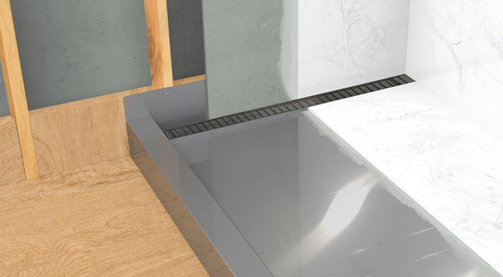 Stainless Steel Shower Floor Pan.Stainless Steel Shower Base