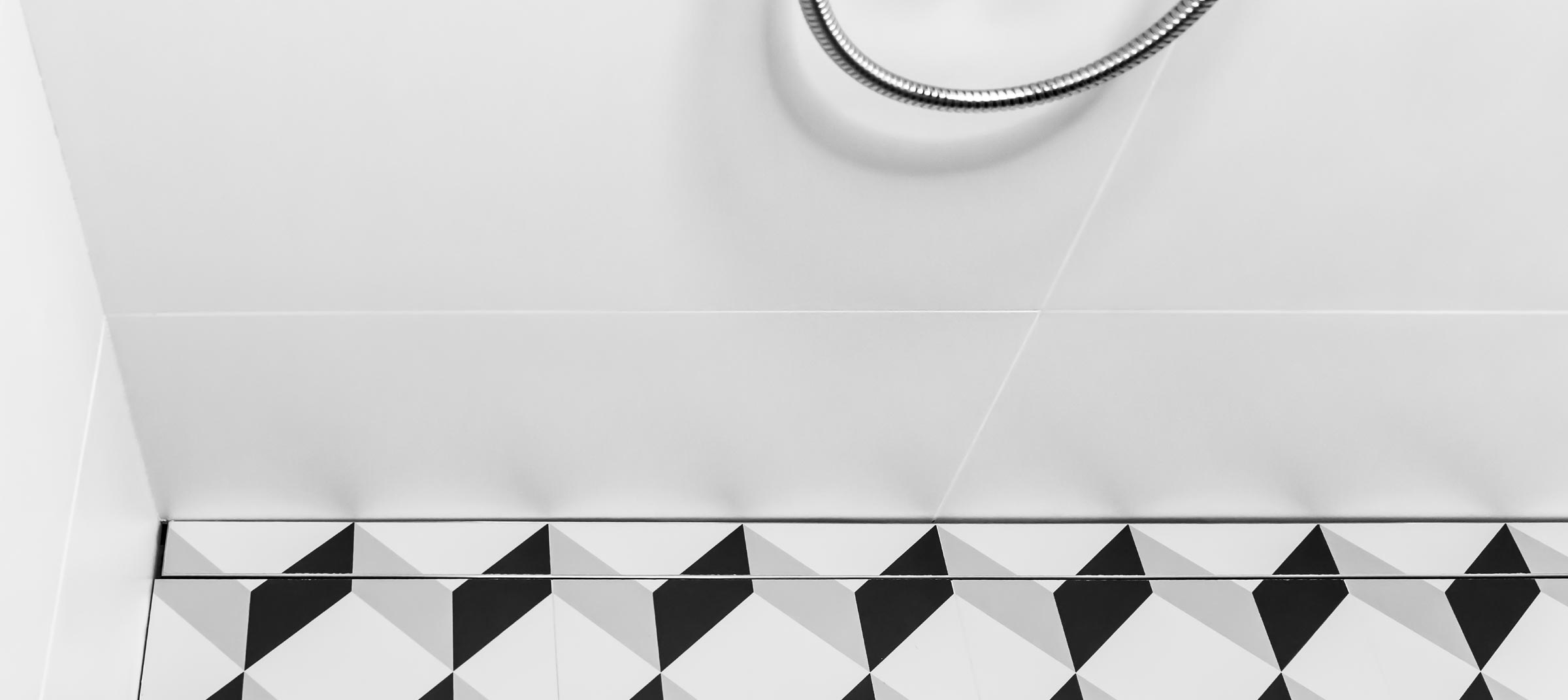 Complete Shower Drain Systems Infinity Drain