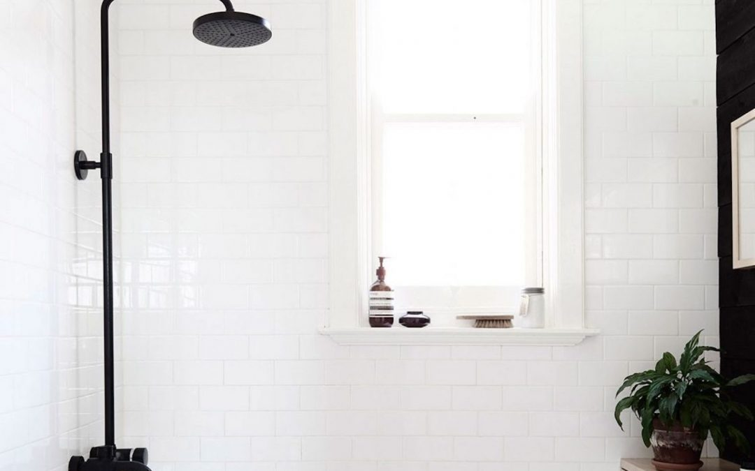 How to Incorporate Matte Black Fixtures into Your Next Bathroom Remodel