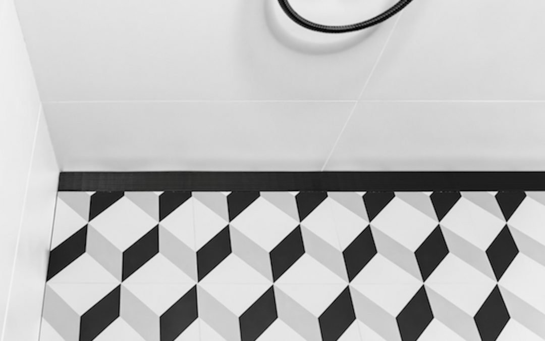 Infinity Drain Expands Matte Black Finish Option Across Its Decorative Drain Collection