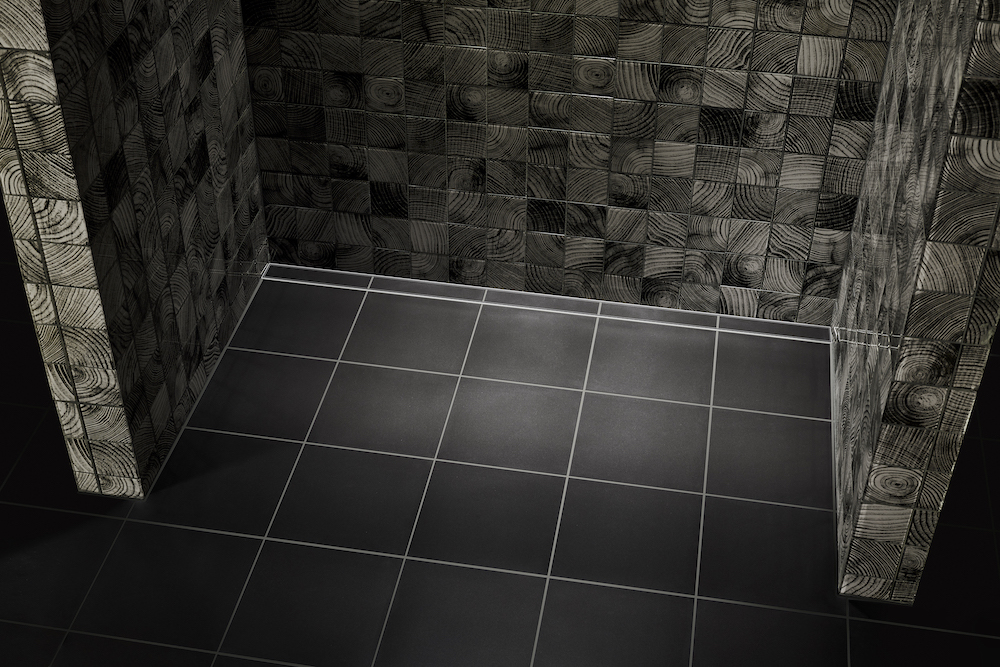 Infinity Drain Introduces Game-Changing Custom Stainless Steel Shower Base