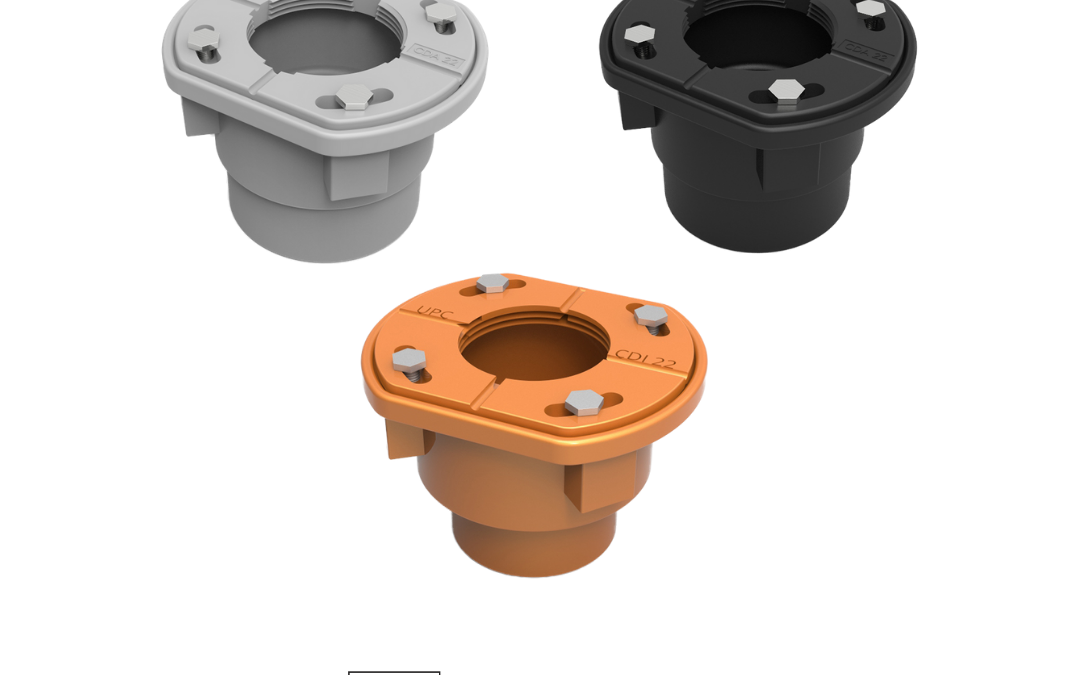 Infinity Drain® Awarded Patent for Compact Clamping Floor Drain