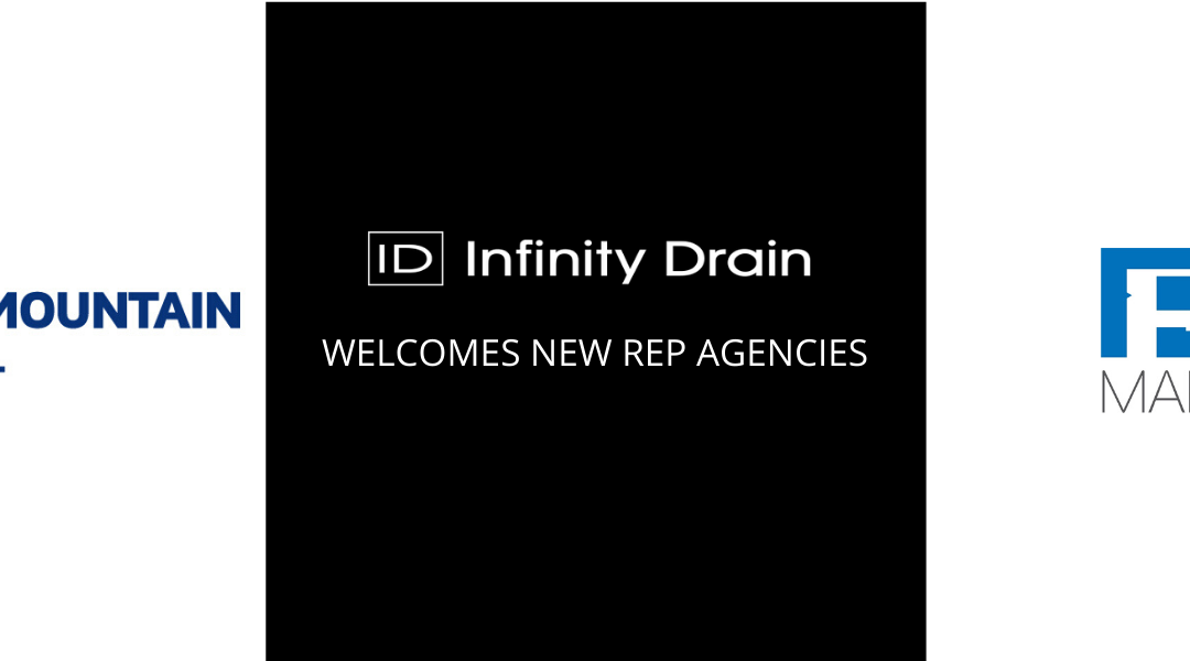 Infinity Drain® Announces New Rep Agencies for Mountain States