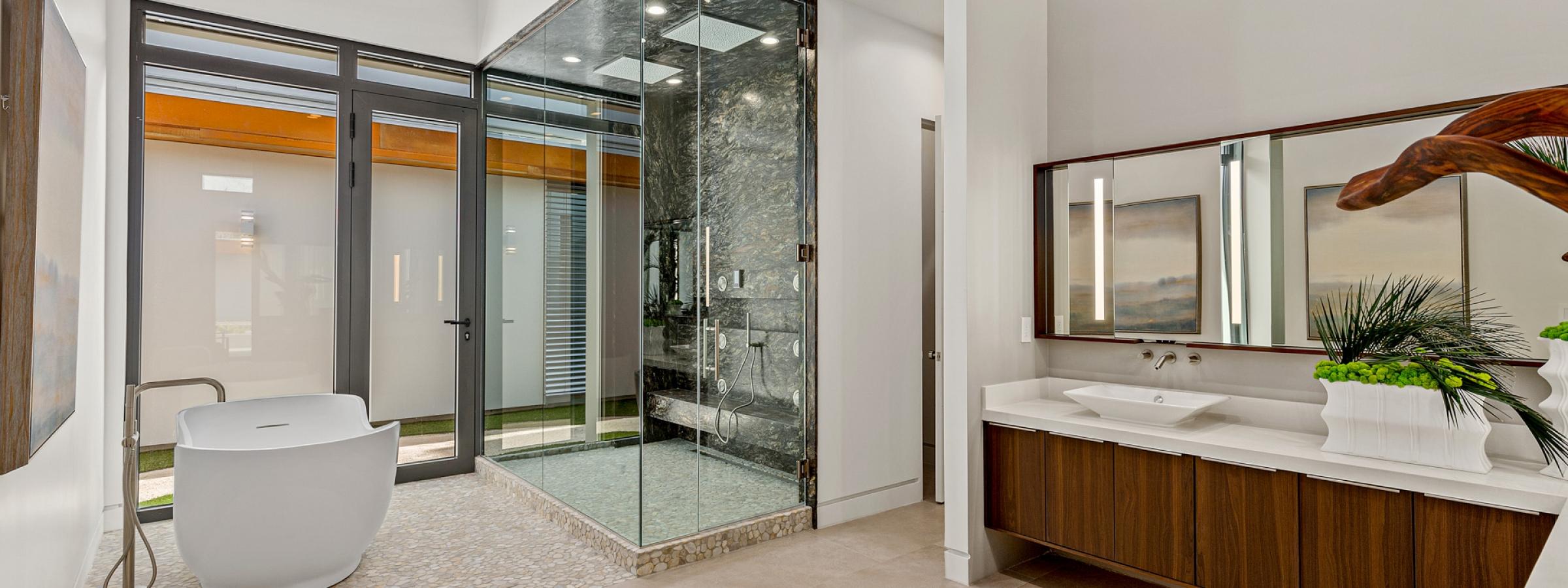 Infinity Drain's Fall 2021 Bathroom Trends Report